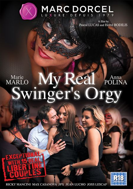My Real Swinger's Orgy [2016]