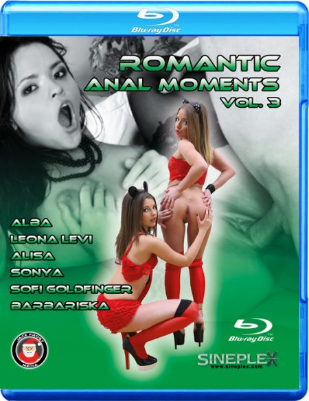 Romantic Anal Moments 3 [2016]