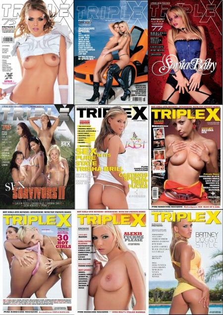Private Magazine - TRIPLE X №1-85