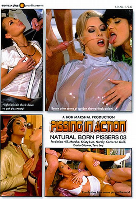 Pissing in Action - Natural Born Pissers 3 [2012]