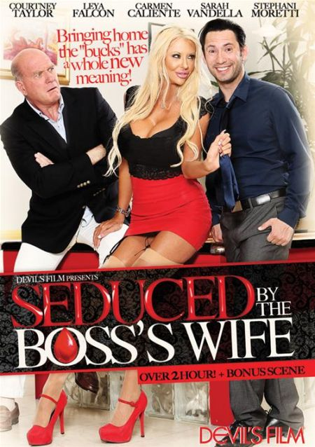 Seduced By The Boss's Wife 1 [2014]