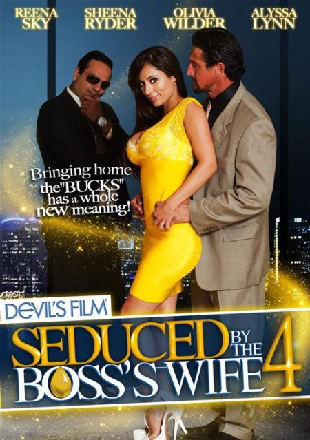 Seduced By The Boss's Wife 4 [2015]
