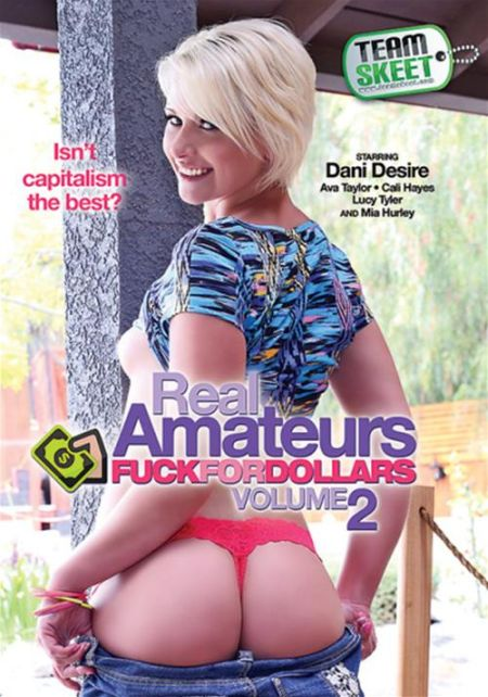 Real Amateurs Fuck For Dollars 2 [2014]