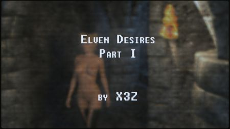 Elven Desires - Part 1