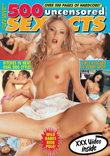 500 Uncensored Sex Acts - 2006 - 11