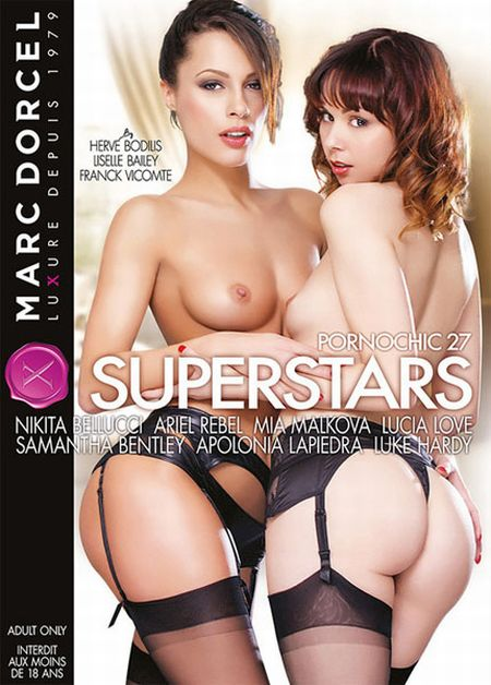 Pornochic 27: Superstars [2016]