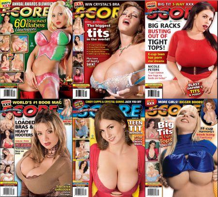 Score Magazine (January - December 2007)