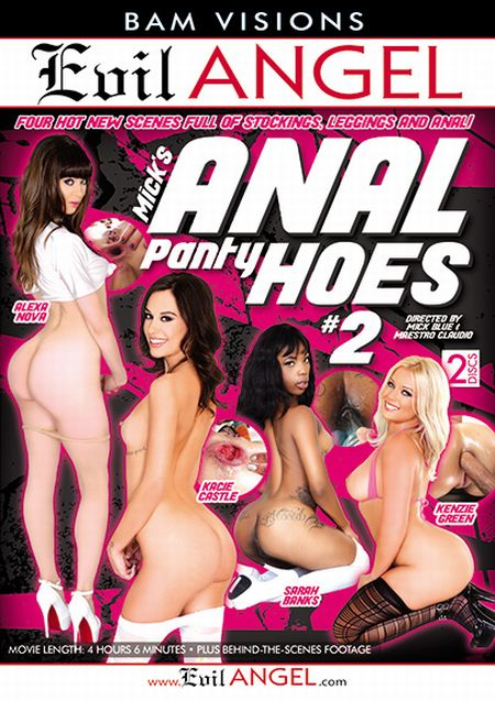 Mick's ANAL PantyHOES 2 [2016]
