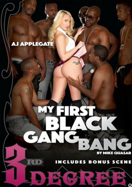 My First Black Gang Bang 1 [2016]