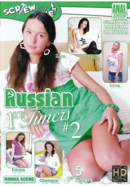 Russian 1st Timers 2 [2011]