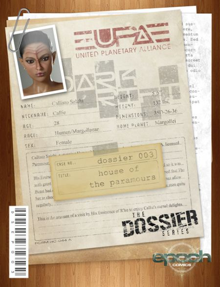 The Dossier series 003