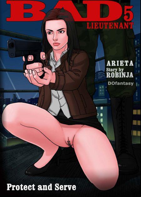 Fansadox Collection 436 - Arieta - Bad Lieutenant 5