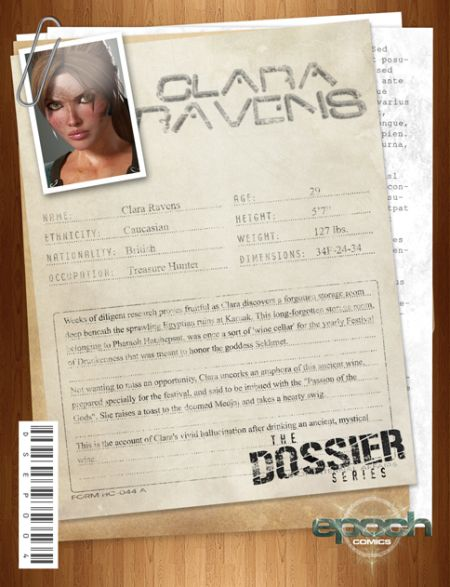 The Dossier series 004
