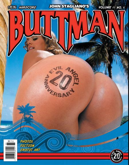 Buttman - Volume 11 No.6 (2008)
