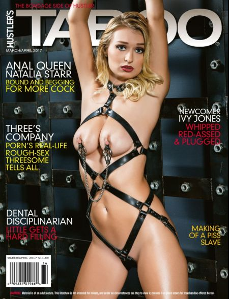 Hustler's Taboo #3-4 (March-April 2017)