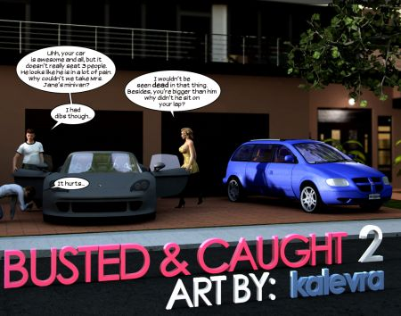 Busted & Caught 2