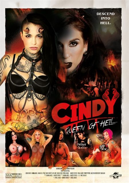 Cindy Queen Of Hell [2016]