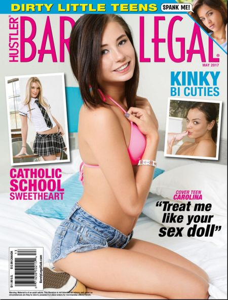 Barely Legal #5 (May 2017)