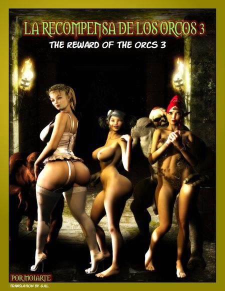 The Reward Of The Orcs Vol.1-4