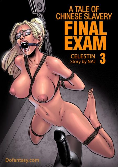 Fansadox Collection 441 - A Tale Of Chinese Slavery - Part 3 - Final Exam