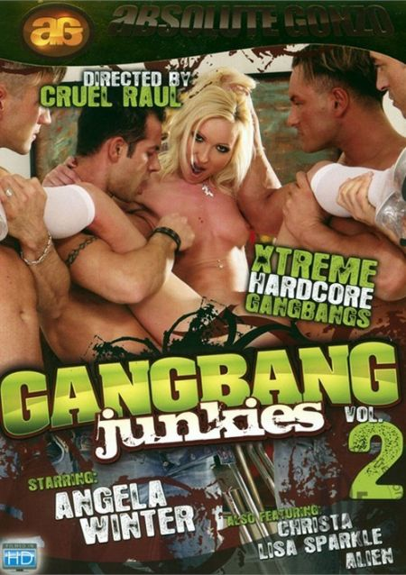 Gangbang Junkies 2 [2009]