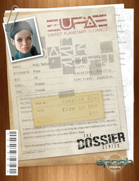 The Dossier series 006