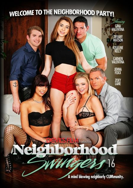 Neighborhood Swingers 16 [2016]