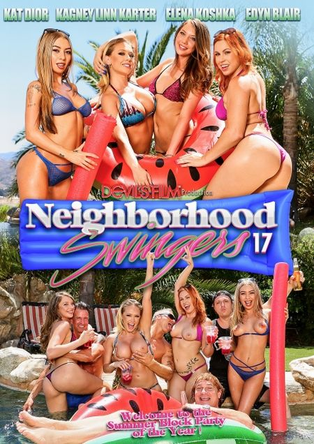 Neighborhood Swingers 17 [2016]
