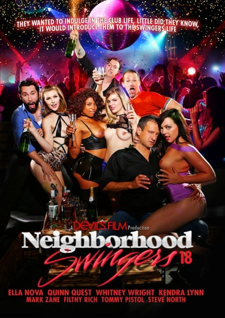 Neighborhood Swingers 18 [2017]