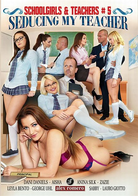 Schoolgirls and Teachers 5: Seducing My Teacher [2017]