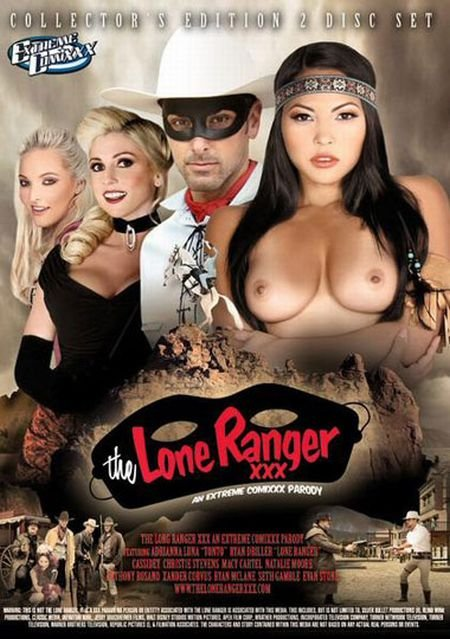 The Lone Ranger: ХХХ Parody (2013)