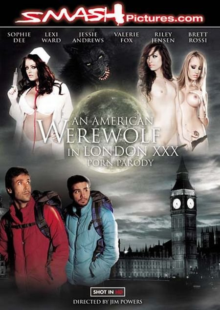 American Werewolf In London XXX Porn Parody (2011)