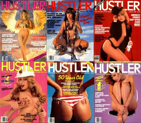 Hustler - Full Collection