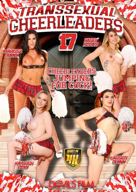 Transsexual Cheerleaders 17 [2017]