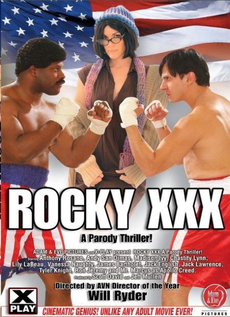 Rocky XXX A Parody Thriller (2011)