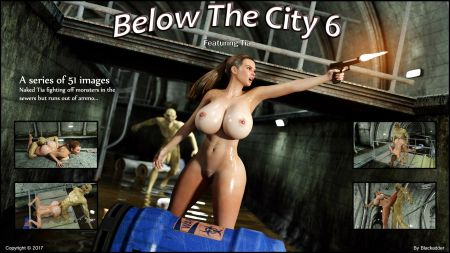 Below The City 6