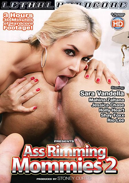 Ass Rimming Mommies 2 [2017]