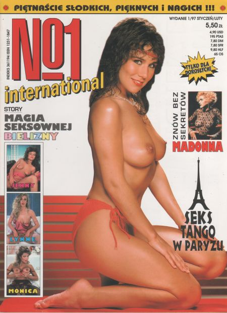 International No1 (01 1997)