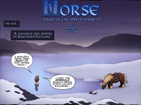 Norse: Dawn of The Shield Maiden