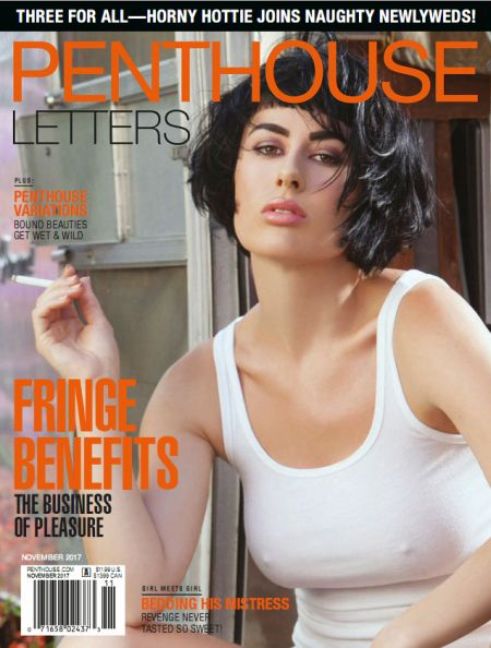 Penthouse Letters #11 (november 2017)