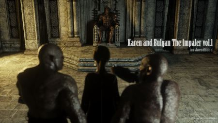 Karen and Bulgan the Impaler. Vol. 1 - 2