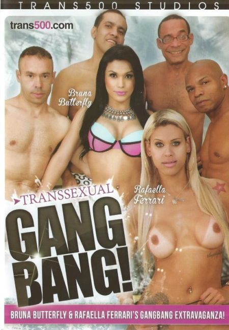 Transsexual Gangbang ! [2016]