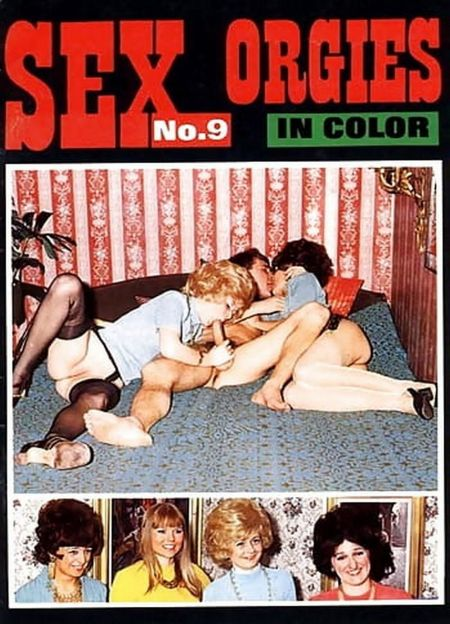 Sex Orgies in Color No.9
