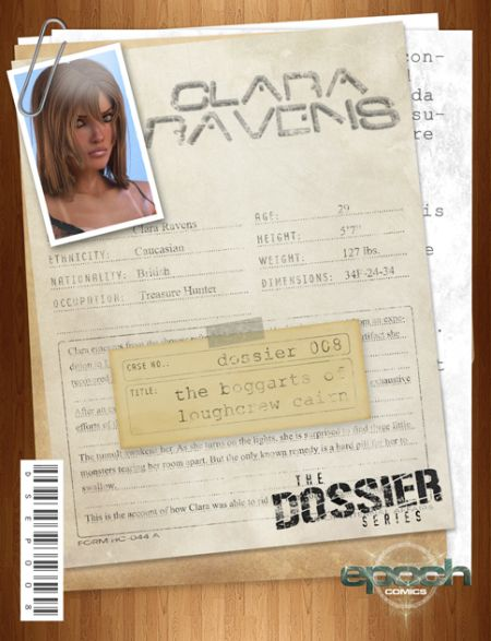 The Dossier series 008