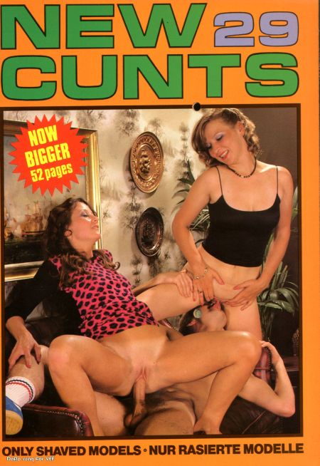 Color Climax NEW CUNTS 29