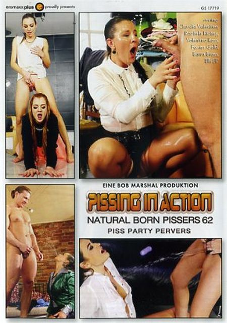 Pissing In Action - Natural Born Pissers 62 [2017]
