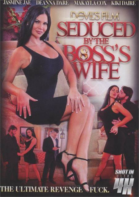 Seduced By The Boss's Wife 8 [2017]