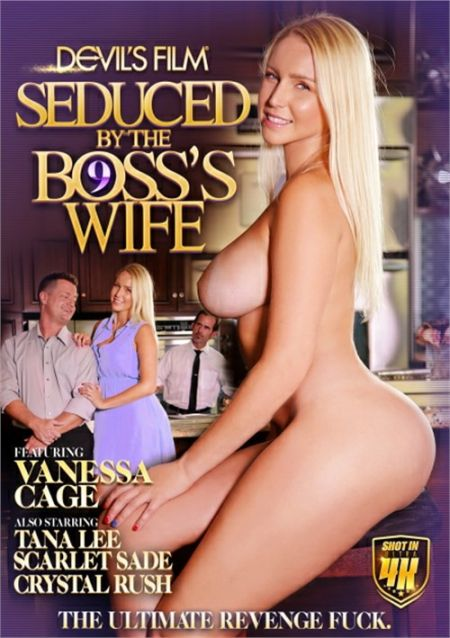 Seduced By The Boss's Wife 9 [2017]
