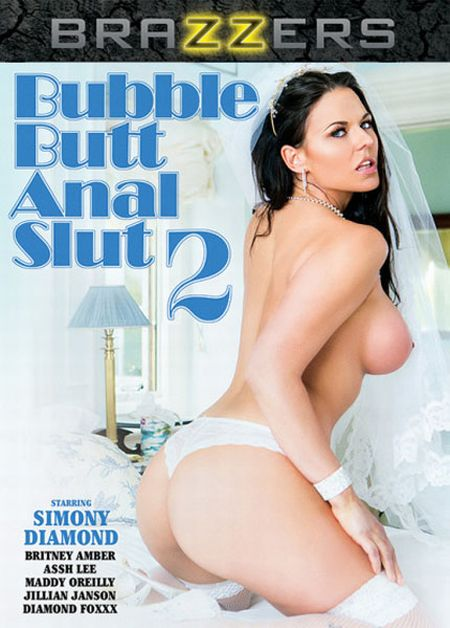 Bubble Butt Anal Slut 2 [2018]