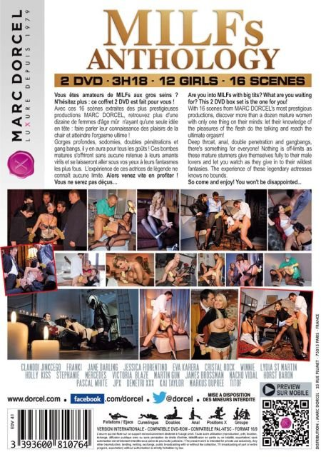 MILFs Anthology (2014)